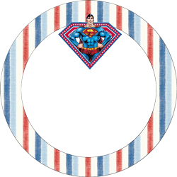 Superman Design Your Own Gift For Boys Wall Clock Design Your Own