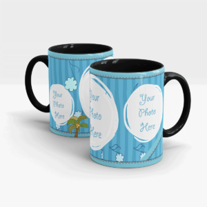 Cool Coffee Mug-Black
