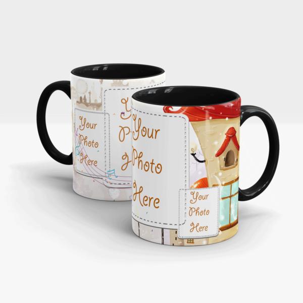 Make Your Own Mug-Black