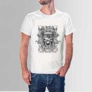 Design Your Own T-Shirt Devourer White