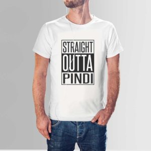 Pindi Boy T Shirt White