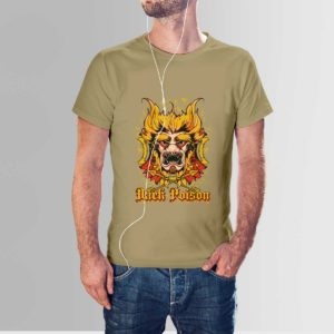 Dark Poison T Shirt Khaki