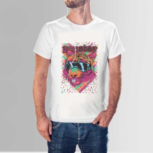 Pop Star White T Shirt White