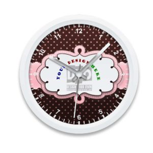Custom Design Gift Wall Clock