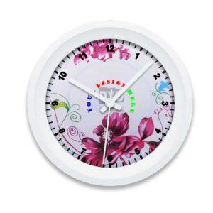 Custom Printed Gift Wall Clock