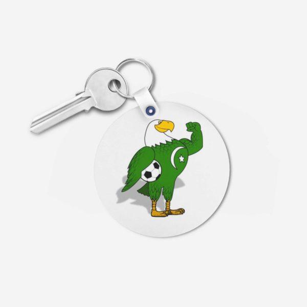 Pakistani key chain 10 -Round