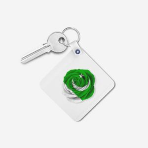 Pakistani key chain 13