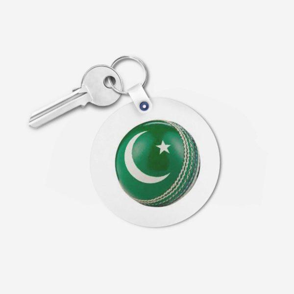 Pakistani key chain 19 -Round