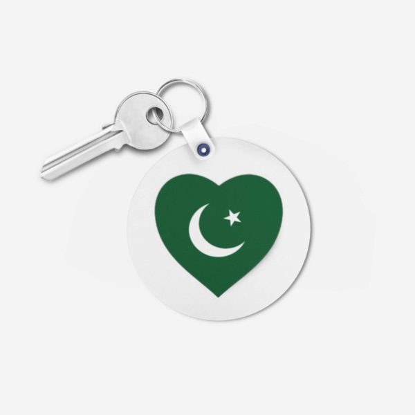 Pakistani key chain 23 -Round