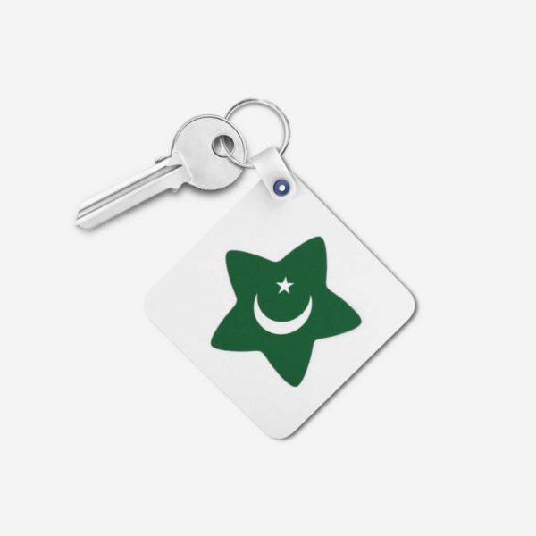 Pakistani key chain 24