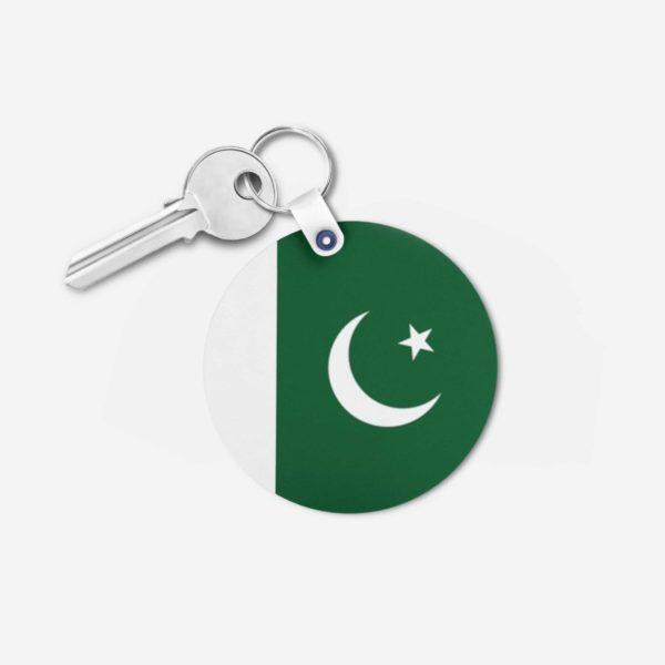 Pakistani key chain 26 -Round