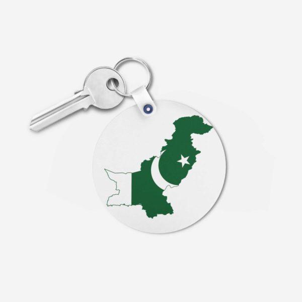 Pakistani key chain 27 -Round
