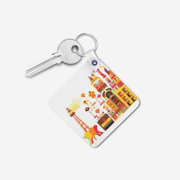 Pakistani key chain 7