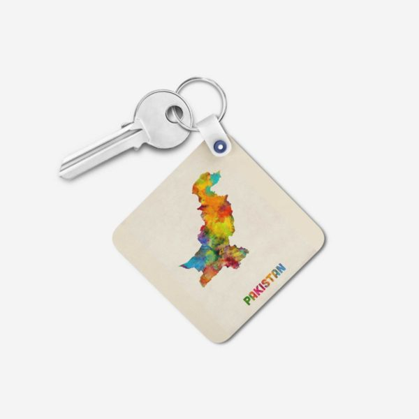 Pakistani key chain 8