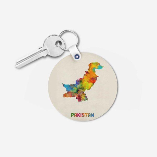 Pakistani key chain 8-Round