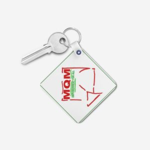 MQM key chain 1