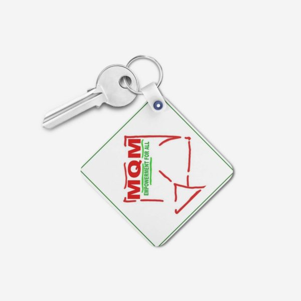 MQM key chain 1