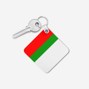 MQM key chain 2