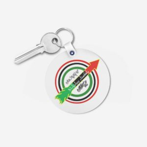 PPP key chain 5 -Round