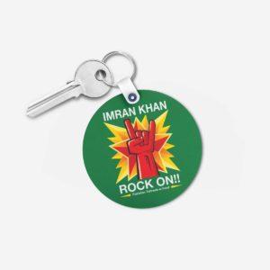 PTI key chain 3 -Round