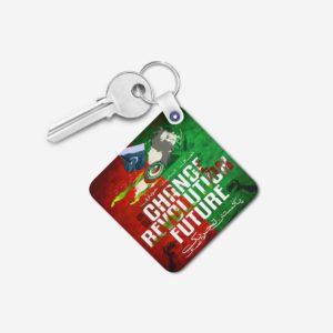 PTI key chain 8