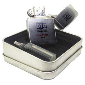 Design Your Own custom cigarette lighter for personal use or gift