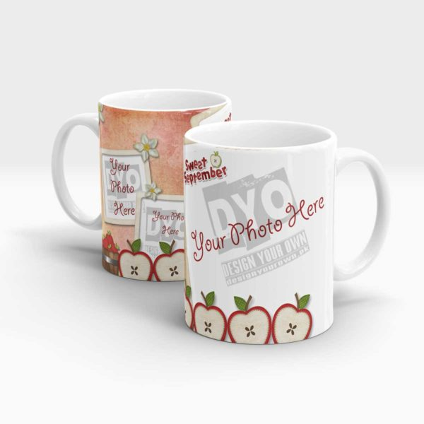 Sweet September Gift Mug