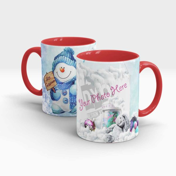 Winter Customized Coffee Mug