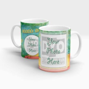 Custom Birthday Gift Mug