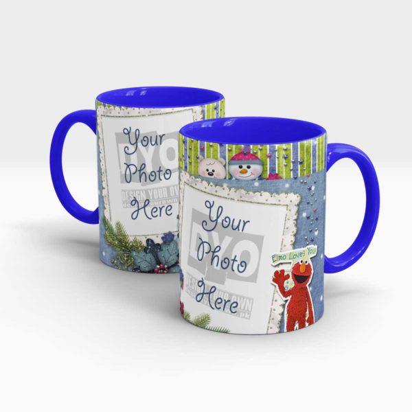 Elmo's Personalized Mug
