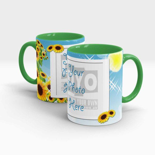 Summer Personalized Coffee Mug