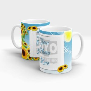 Summer Personalized Coffee Mug