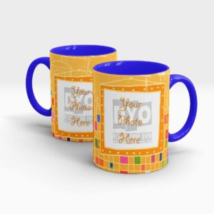 Gold Series Customized Mug