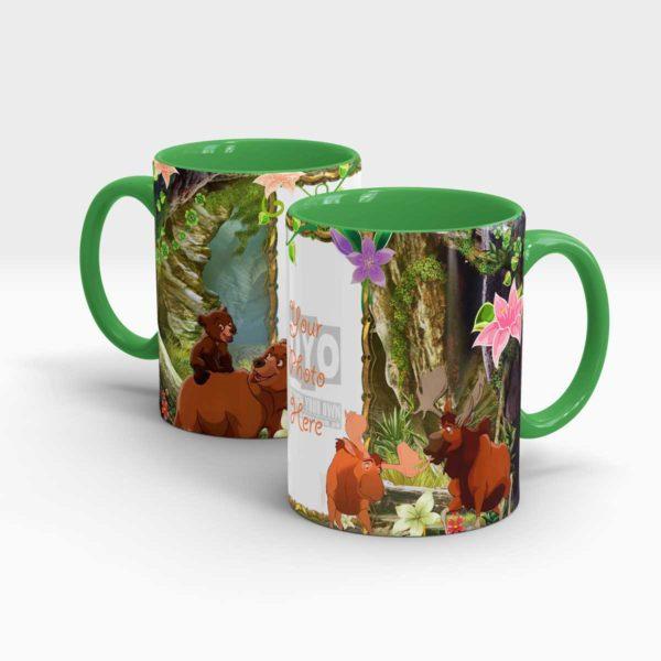 Jungle Book Personalized Mug