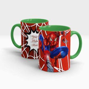 Spider-man Series Customized Gift Mug