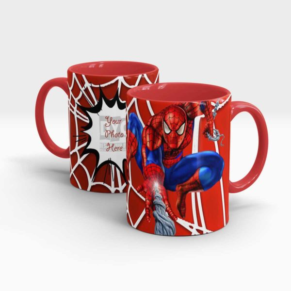 Spider-man Series Customized Gift Mug