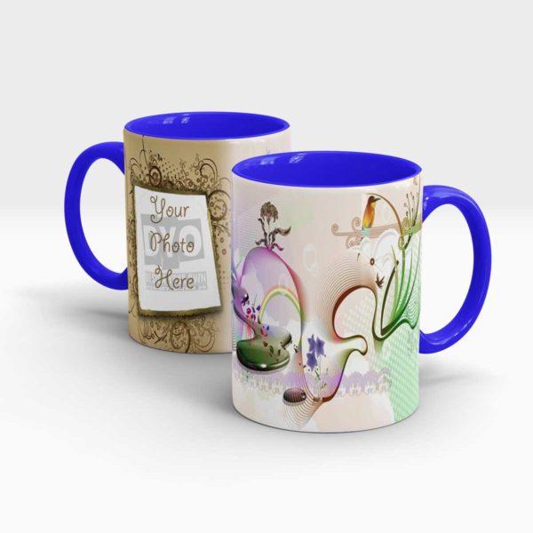 Custom Printed Beautiful Mug