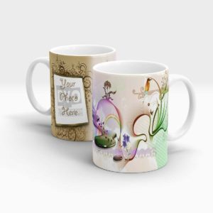 Custom Printed Beautiful Mug