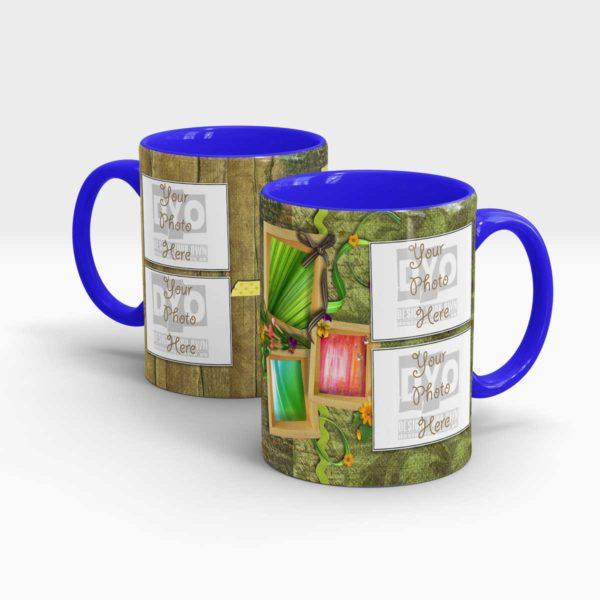 Custom Printed Coffee Mug for Coffee Lovers