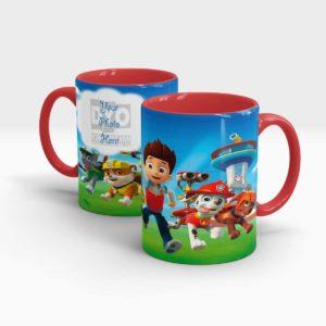 Customized Printed Mug for Kids