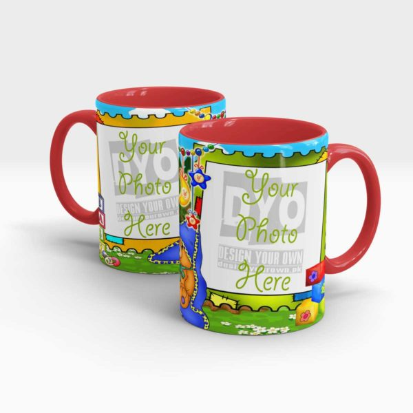 Personalized Photo Mugs for Kids