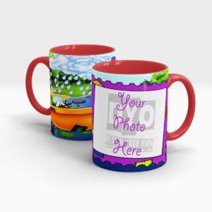 Custom Printed Mug for Kids