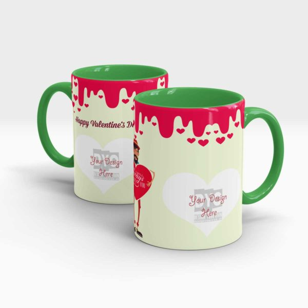 Special Valentine's Day Gift Mug for Boys