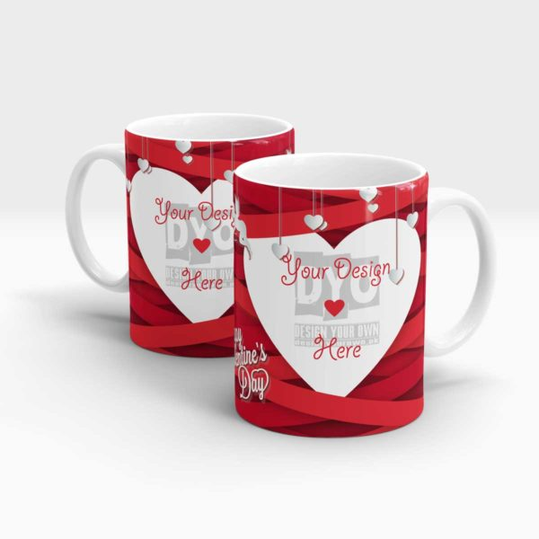 Valentine's Day Personalized Gift Mug for Your Significant Other