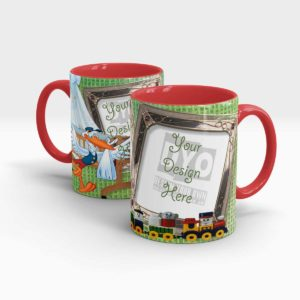 Special Series of Customized Mugs for Kids