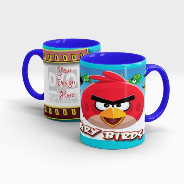 Angry Birds' Personalized Gift Mug
