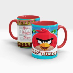 Angry Birds' Personalized Gift Mug