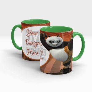 Kung fu Panda Custom Printed Gift Mug