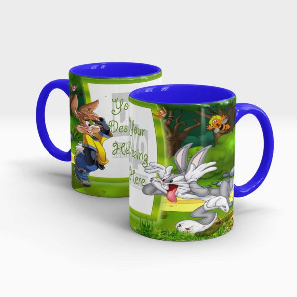 Bugs Bunny Personalized Gift Mug for Kids