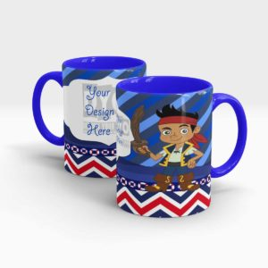 Treasure Hunt Personalized Gift Mug for Kids